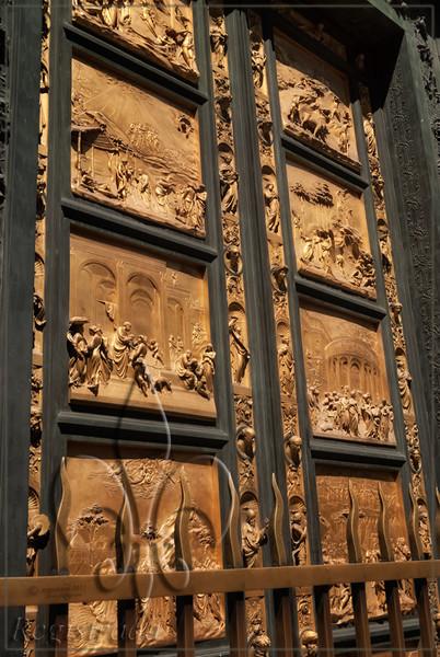 Baptistry door, Florence