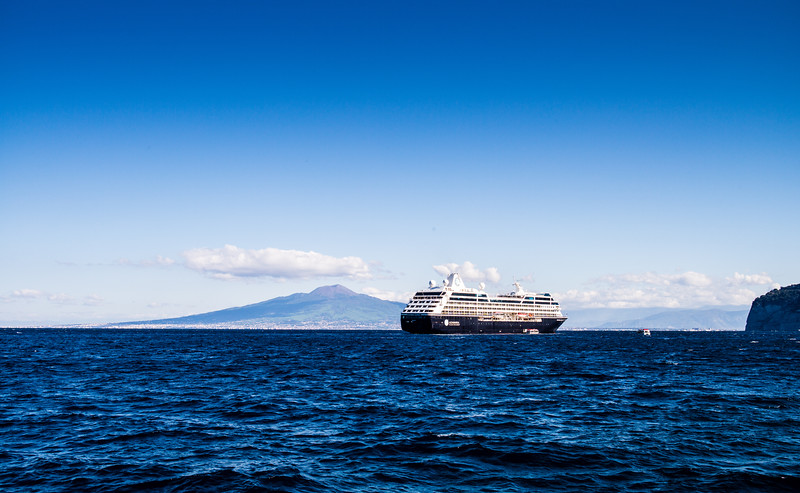 Azamara Journey and Mt Etna, Sicily