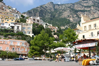 Positano - Cliffside Village on Amalfi's Southern Coast