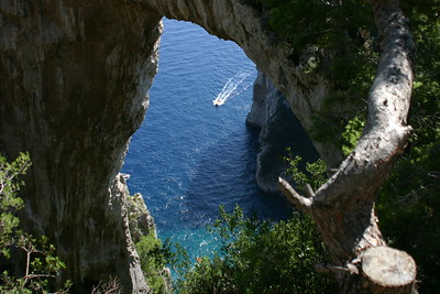 Grotto on Capri
