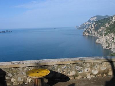 Sorrento and Almafi Coast