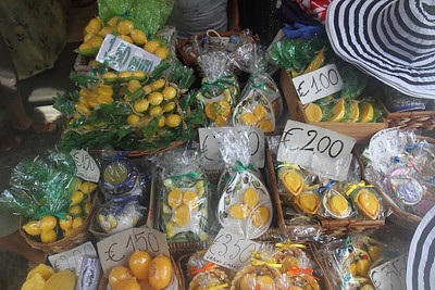 This town is famous for its lemons.