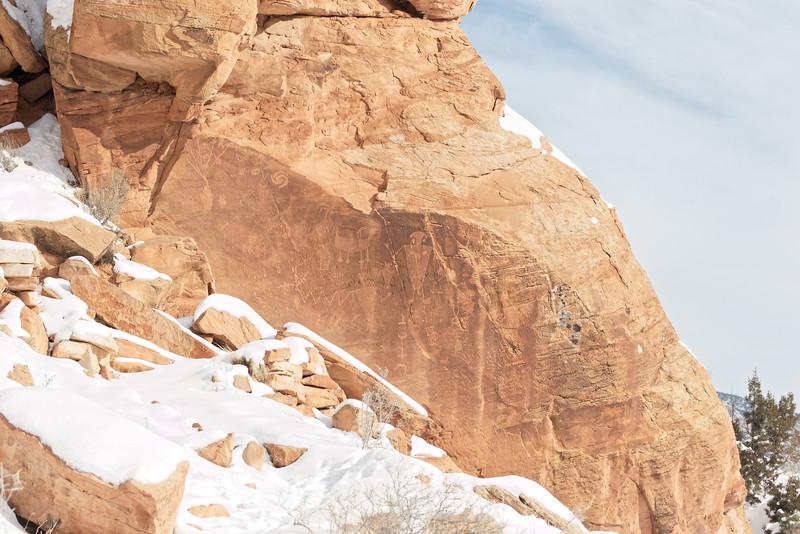 Dinosaur National Monument (Utah side) - 19