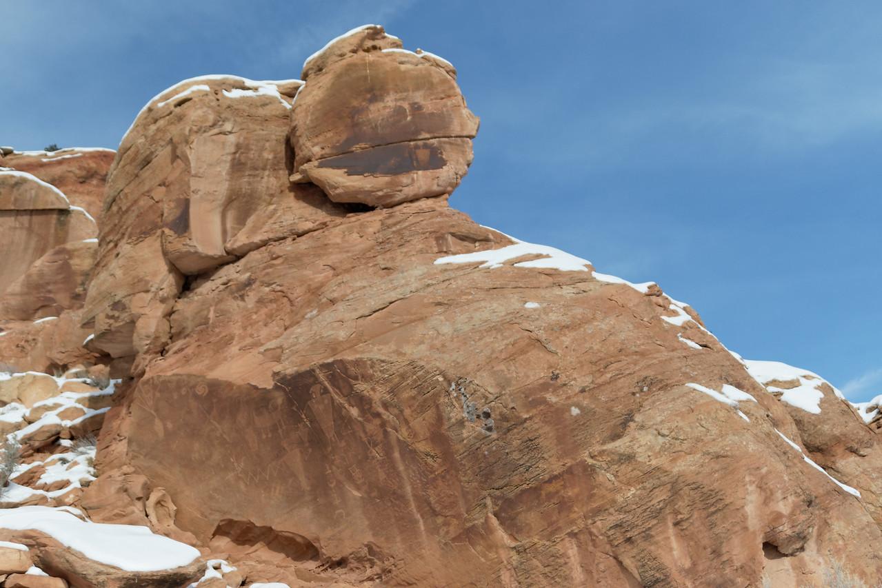 Dinosaur National Monument (Utah side) - 29