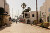 Sousse marina.  We met up with Chokri and his wife here for coffee.