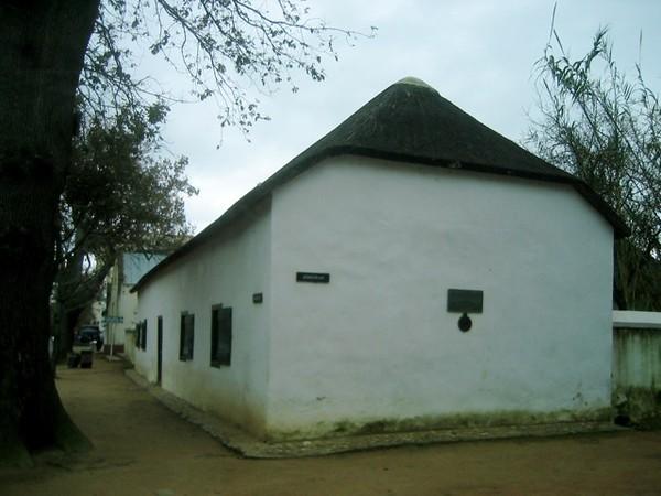 106 First House in Stellenbosch