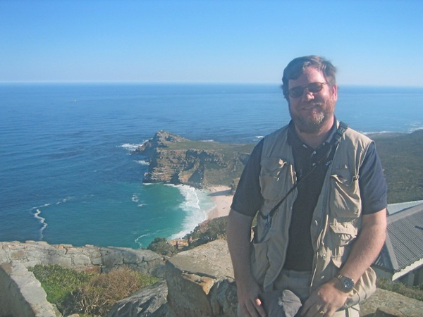 035 Stephen at Cape Point
