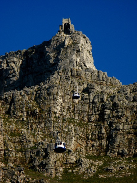 039 Table Mountain Cable Cars