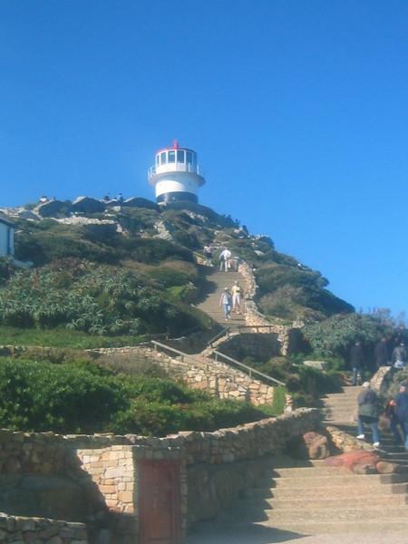 027 Cape Point Lighthouse