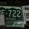 107 Twenty-Eight Bucks for License Plates!