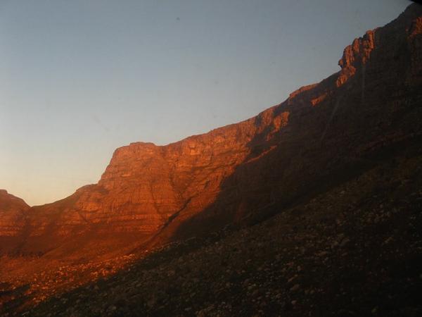 060 Table Mountain Imitates Sedona