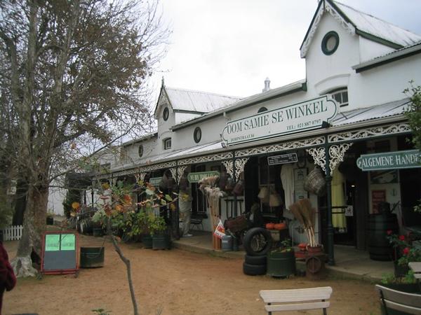 105 Old General Store in Stellenbosch