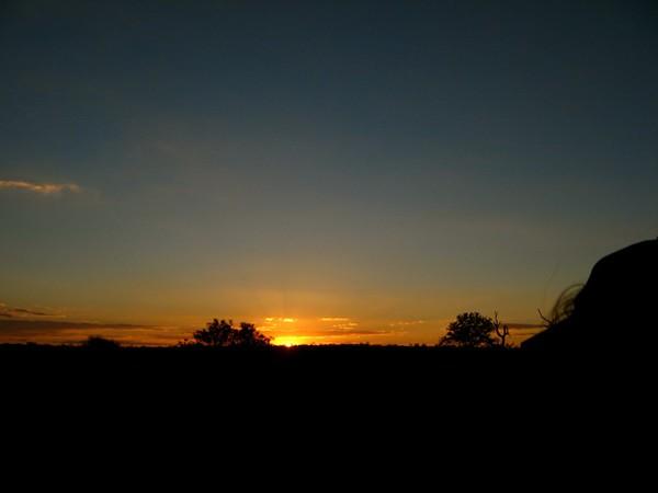 015 June 20 Sunset at Ngala