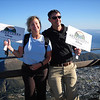 Tina and Craig - our excellent Adventure guides
