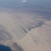 Africa from the Plane