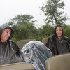 Yeah, it rained a bit that morning - but was no reason not to be on the game drive.