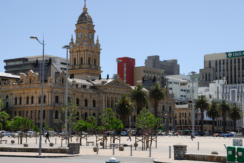 Town Hall Cape Town
