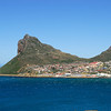 Houtbaai with Chapman's Peak