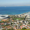 Capetown Greenpoint and harbour