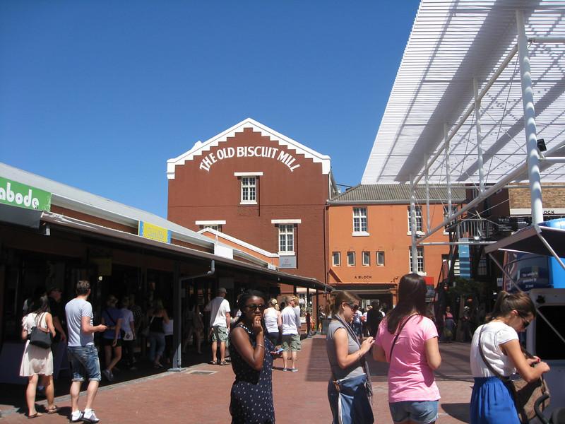 Market, Cape Town