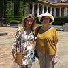 EC and Michele, Cape Town University
