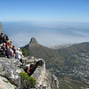 View, Cape Town, from Table Mountain