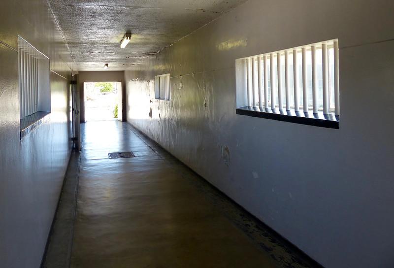Prison Hallway, Robben Island