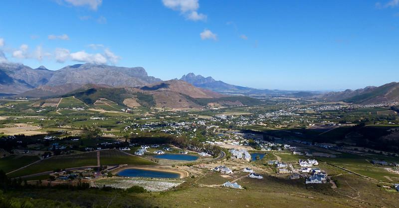 Franschhoek (Wine Lands, South Africa)
