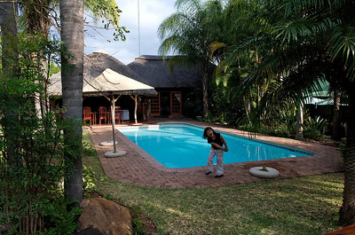 Lodge near Tzaneen.