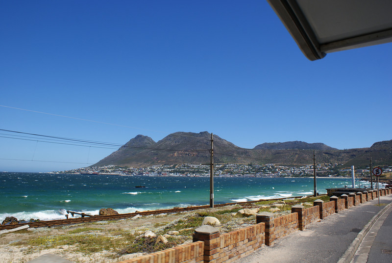 We rented our camper and began to explore the Cape Peninsula - ultimately heading toward the Cape of Good Hope