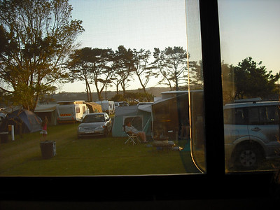 We arrive at Wilderness, our second campground.  Wilderness is on the famous Garden Route.