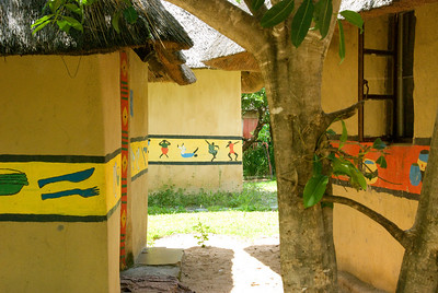 The village at Londolozi