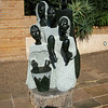 popular sculpting style from Zimbabwe