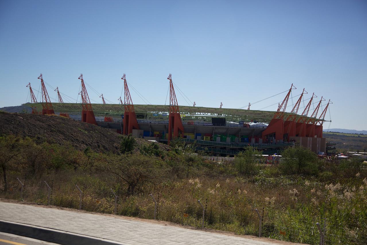 Nelspruit stadium