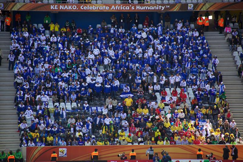 Hondo fans