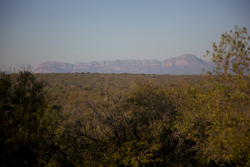 Kruger Escarpment