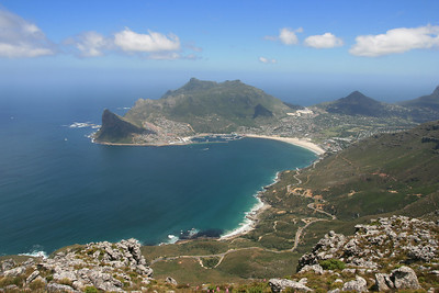 2007.12.29 : Silvermine & View of Hout Bay