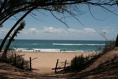 2008.01.19 : Cape Vidal (Beach)