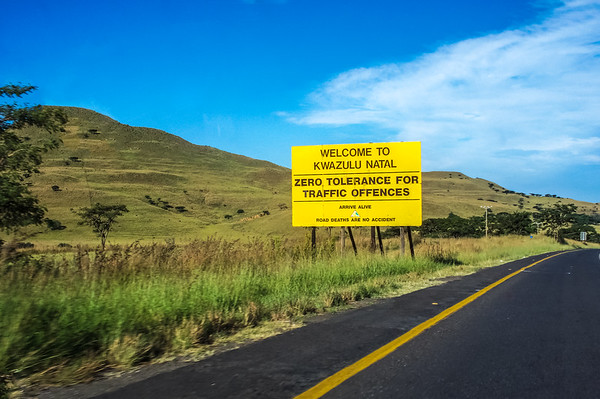 Foothills of the Drakensberg Mountains