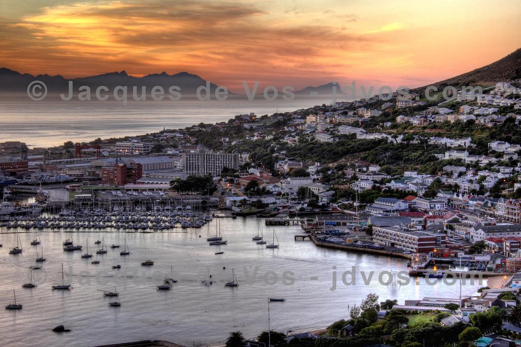 Simonstown Sunrise - South Africa