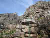 A scramble up Table Mountain...