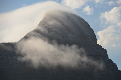 Lions Head ……………….[ Copyright © - Photo by Barry Jucha ]