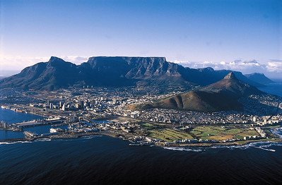 Cape Town, South Africa……………….[ Copyright © - Photo by Barry Jucha ]