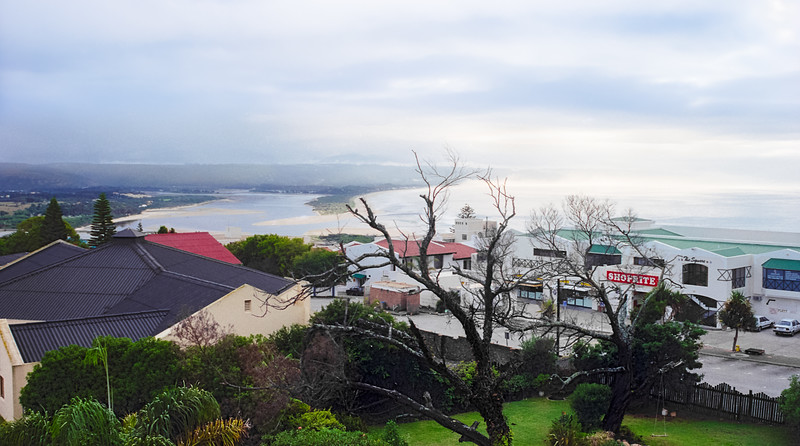 Plettenberg Bay, View From The Hotel