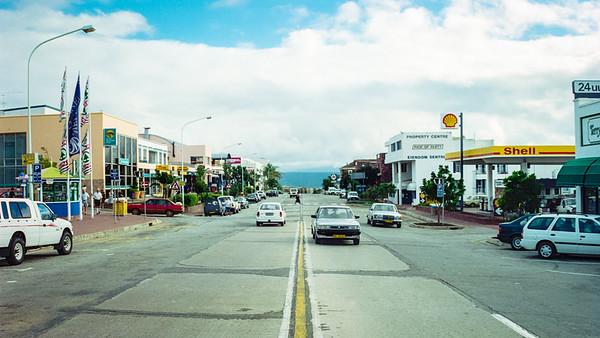 Main Street - Plettenberg Bay