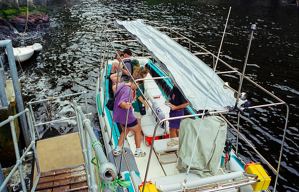 Boat Tour on Storms River