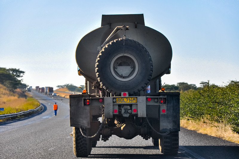 Road Construction on the N3
