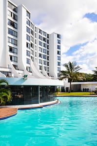 Breakers Resort Pool Side