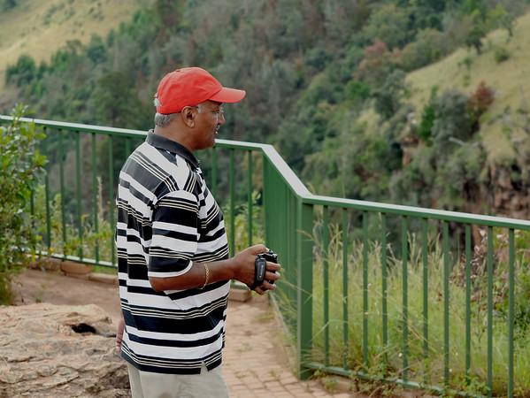 Mohan at Lisban Falls