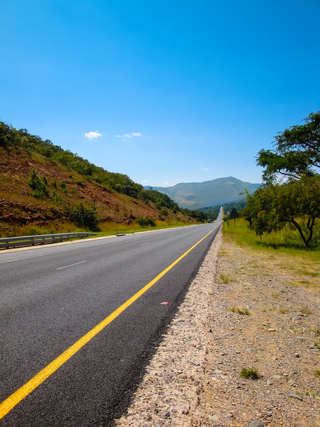 On The Road – Mbombela Rural